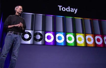 Steve Jobs we własnej osobie