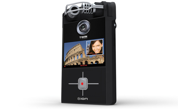 Kamera Ion Audio Twin